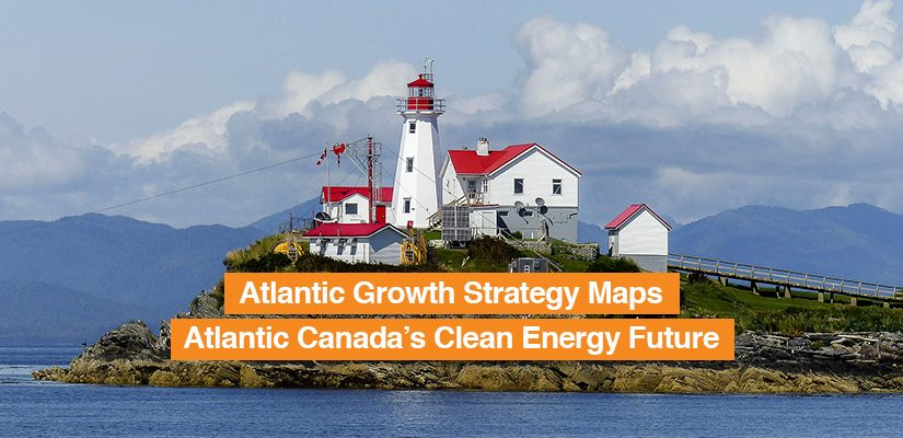 Atlantic Growth Strategy mapping clean energy future