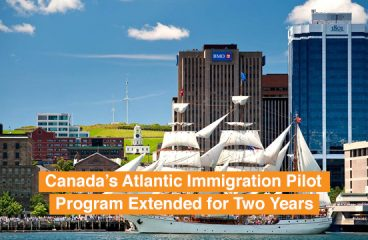 Canada's Atlantic Immigration Pilot Program Extended for Two Years