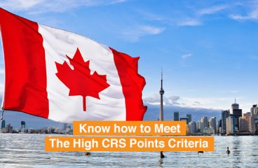 Know how to meet the high CRS Points criteria