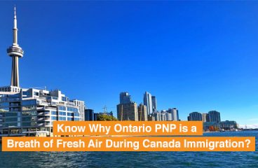 Ontario PNP, a breeze of fresh air during Canada Immigration