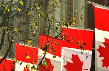 Canada the land of Maple leaves