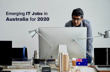 Emerging IT Jobs in Australia for 2020