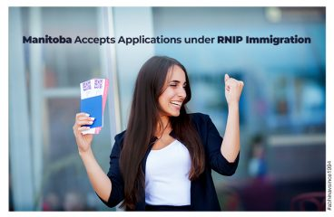 Manitoba Accepts Applications Under the RNIP immigration Pilot Program