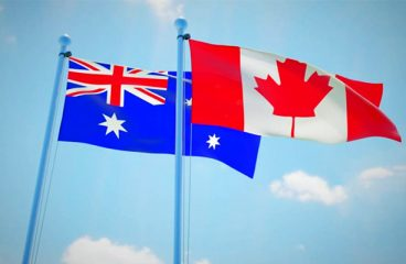 Canada and Australia has 9th World's most Powerful passports
