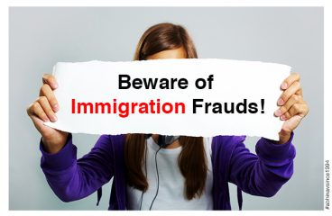 Five point rule to avoid being cheated by a Canada Immigration Consultant in India