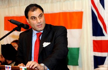 British Indian Karan Bilimoria to chair Confederation of British Industry