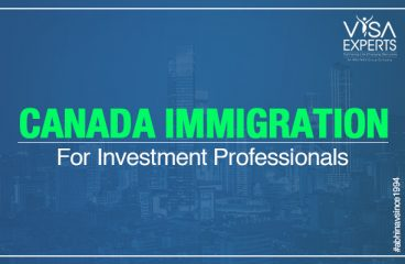 Canada Immigration for Investment Professionals