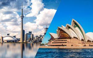 Canada Immigration v/s Australia Immigration